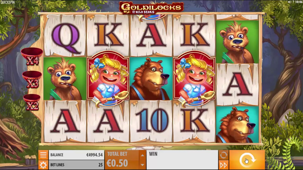 Goldilocks Slot Review & Guide for Players Online