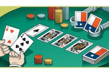 The Wonderful World of Online Texas Hold'em Poker