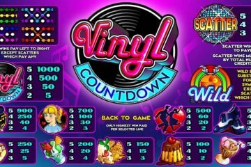 Vinyl Countdown Slot Guide for Beginners Online