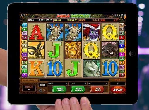 Онлайн казино на планшет карту на майнкрафт играть